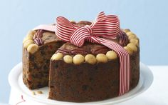Boiled fruit cake recipe by The Australian Women's Weekly