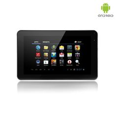 2-Piece Set: Google Android 4.2 Dual-Core 1.6GHz 8GB 9' Dual-Camera Tablet PC & Keyboard Case at 68% Savings off Retail!
