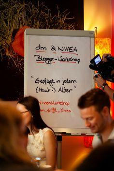 Catlicious goes natural: Nivea Blogger Workshop in Hamburg [Event Time]