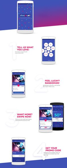 Discount App on Behance