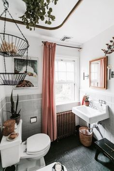 SMALL BATHROOM IDEAS Make the most of an ensuite, cloakroom or compact space Size isn't everything when it comes to bathrooms.