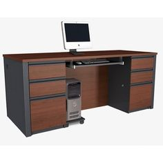 word 39office desks workstations39and. Executive Desk In Bordeaux And Graphite Word 39office Desks Workstations39and