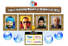 The Top e-Learning Mover & Shaker of 2013 is Captain Zaid!