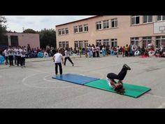 Zeytinli Ortaokul Jimnastik Gösterisi - YouTube