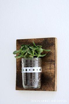 Modern Farmhouse Bathroom Reveal - Design, Dining + Diapers
