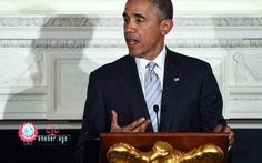President Obama says he is ready to authorize airstrikes against Islamic State positions in Syria -- but don't expect anybody in authority to say when that might happen. Could be days. Could be wee...