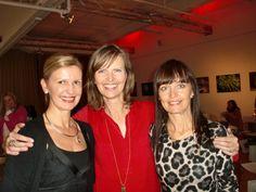 SABRINA FOX, ANGELA METZLAFF & me am WirklichFrauKongress 2013 Fox, Culture, Life, Foxes, Red Fox