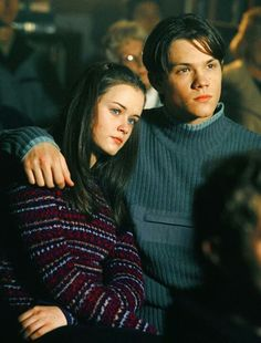 Rory and Dean, Gilmore Girls.