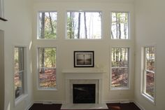 Spring is here! This is the perfect room to let the sun shine in.