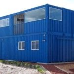 This guy lives in my area and has started his container home! I love the idea of having an off the grid location.