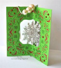 Create a Card Christmas - Crafter's Companion Portfolio