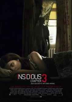 Poster zum Film: Insidious: Chapter 3 - Jede Geschichte hat einen Anfang