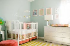 Colors. Project Nursery. A website just for kids room design!