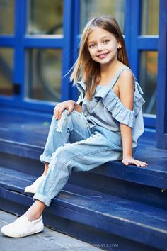 Fashion kids - mode child - Anna Pavaga