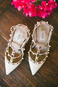 Featured Photographer: onelove photography; wedding shoes idea, click to see more wedding details
