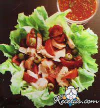 Resultado de imagen para ensaladas gourmet