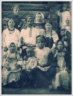 ело Березичи Козельского района, фото 20-х гг. XX
