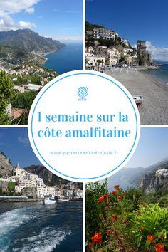 A week on the Amalfi Coast Amalfi Coast Italy, Sorrento Italy, Capri Italy, Naples Italy, Sicily Italy, Italy Places To Visit, Places To See, Michelangelo, Toscana Italy