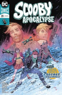 Synopsis: I love what DC is doing with the original Hanna-Barbara line. They keep the feel for the original characters but bring them a modern-day sensibility, what they've done with the Flin…