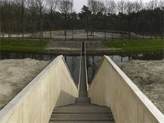 the Moses bridge, Bergen op Zoom, 2011