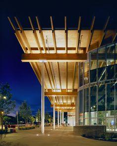 巴拉德圖書館和鄰里服務中心畫廊/ Bohlin Cywinski Jackson - 19