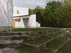 Maison Louis Carré in Bazoches-sur-Guyonnes, France - Alvar Aalto via victortsu