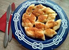Menu Wędrowca Starego  i nie tylko.: Kopytka z serem i ziemniakami