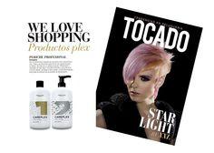 #Careplex en We Love Shopping de la Revista TOCADO. ¡Stop a la agresión en decoloraciones, tintes y permanentes!