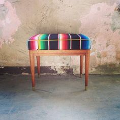 Los Angeles: Gorgeous Mexican mid century bench $295 - http://furnishlyst.com/listings/100445