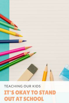 Teaching Our Kids To Stand Out At School Parenting Classes, Parenting Teens, Parenting Hacks, Practical Parenting, Good Character Traits, Positive Parenting Solutions, Building For Kids, Parent Resources, Raising Kids
