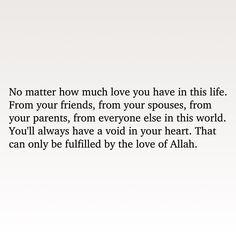 Islamic Inspirational Quotes, Islamic Quotes, My True Love, Love You, Allah Quotes, Qoutes, Prophet Muhammad Quotes, Islam Ramadan, Allah Love