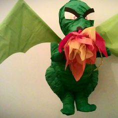 Dragon pinata! Still one of my all time faves.