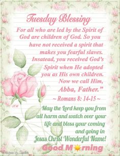 Tuesday Greetings, Good Morning Greetings, Happy Tuesday Morning, Sunday Prayer, Tuesday Quotes, Framed Quotes, Blessed Quotes, Morning Blessings, Thy Word