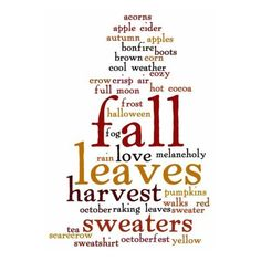 Autumn ❤ liked on Polyvore featuring text, words, backgrounds, autumn, quotes, phrase and saying