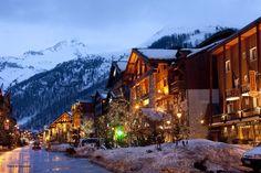 6 Of The Best European Skiing Destinations...looks like alyeska girdwood ak:)