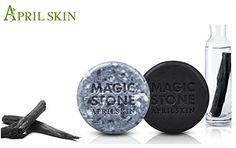 April Skin Magic Stone Natural Cleansing Soap + Charcoal Soap Korea Beauty (2PCS) April Skin http://www.amazon.com/dp/B014VTD7S2/ref=cm_sw_r_pi_dp_MlVnwb0XWFSPA