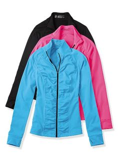 Ruched Jacket from VSX.