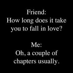 Image result for falling in love with book characters