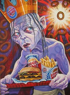 "Dave MacDowell | ""Lord of the Onion Rings"""