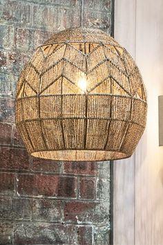 Buy Samira Easy Fit Pendant from the Next UK online shop Lighting Uk, Pendant Lighting, Deco Pizzeria, Rattan Pendant Light, Fabric Shades, Lamp Shades Uk, Light Fittings, Hanging Lights, Decor Interior Design