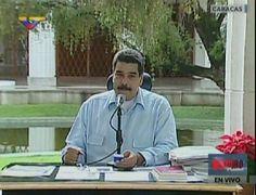 """¡Qué miedo! Maduro """"da plazo"""" a Obama hasta el #20E para que derogue el decreto (Video) - http://www.notiexpresscolor.com/2016/11/13/que-miedo-maduro-da-plazo-a-obama-hasta-el-20e-para-que-derogue-el-decreto-video/"""
