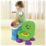 Laugh & Learn™ Song & Story Learning Chair™