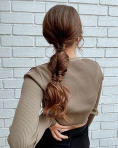 "𝙲𝚒𝚗𝚝𝚒𝚊 𝙹𝚊𝚜𝚜𝚘 on Instagram: ""🍂🍂🍂🍂🍂🍂🍂 . . . . . #novias #allmodernhair #hotonbeauty #editorialhair #hairstyle #hairdresser #hairdo #modernsalon #americansalon #hairinspo…"" Cornrow Ponytail, Ponytail Hairstyles, Summer Hairstyles, Braids, Classic Hairstyles, Trending Hairstyles, Boho Bridal Hair, Ghd Hair, Red Carpet Hair"