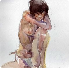 Экспрессионизм от Эгона Шиле  http://www.inspireme.ru/post/76877