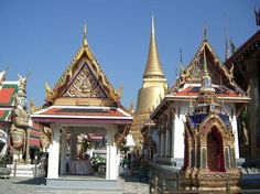Bangkok, Thailand....  Full of many temples, buddhas and lots of wonderful people.