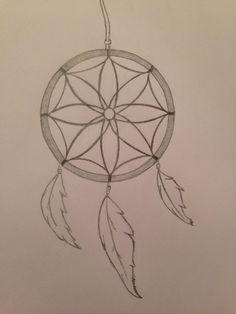 Simple Dream Catcher Tattoos simple dream catcher tattoo Google Search Tatto ideas 27