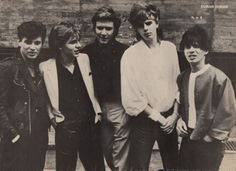 Duran Duran...one of my favorite pics EVER.  Yes, I picked the right category!