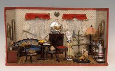 Puppenstube von 1870