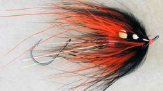 Hoh Bo Spey - Black and Orange