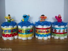 High Quality ... Sesame Street Baby Shower Bingo Cards. See More. Centerpieces